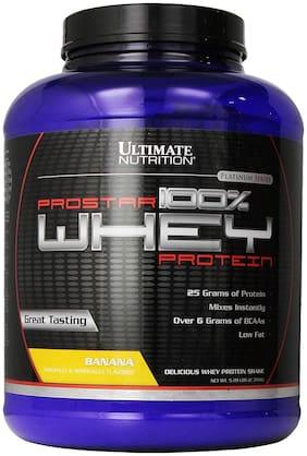 Ultimate Nutrition Prostar 100% Whey Protein 2.39 kg (5.28 lb) Banana