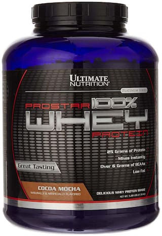 Ultimate Nutrition Prostar 100% Whey Protein 2.39 kg (5.28 lb) Cocoa Mocha