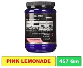 Ultimate Nutrition Flavored BCAA 12000 Powder 457 g Pink Lemonade