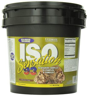 Ultimate Nutrition ISO Sensation 93 2.27 kg (5 lb) Chocolate Fudge