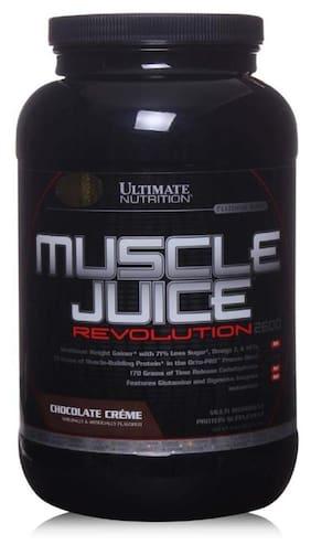 Ultimate Nutrition Muscle Juice Revolution 2600 2.24 kg (4.96 lb) Chocolate Creme