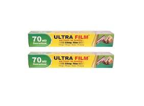 Ultra Film Cling Wraps 70 Meter (Pack Of 2)