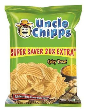 Uncle Chips Spicy Treat 55 Gm