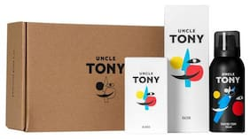 Uncle Tony Complete Starter Pack 3 pcs