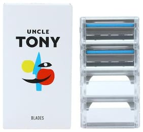 Uncle Tony Two Blades Pack 2 pcs