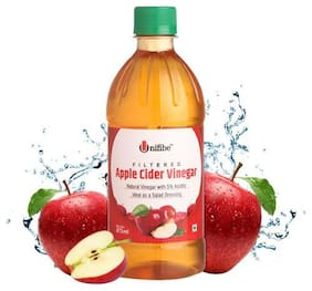 Unifibe Apple Cider Vinegar - Filtered 473 ml
