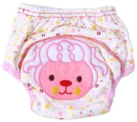 Unisex Baby Training Pants Baby Underwear Reusable Cloth Diapers;New