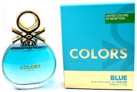 United Colors of Benetton Colors Blue 80 ml edt women