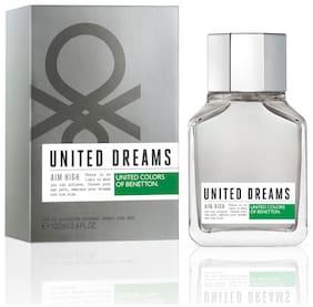 United Colors of Benetton Aim High Eau De Toilette (EDT) Perfume 100ml