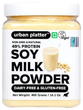 Urban Platter Soy Milk Powder 400 g