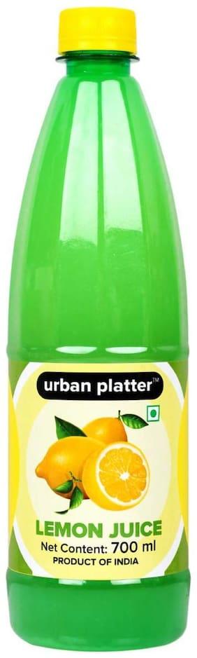 Urban Platter Lemon Juice Concentrate, 700ml