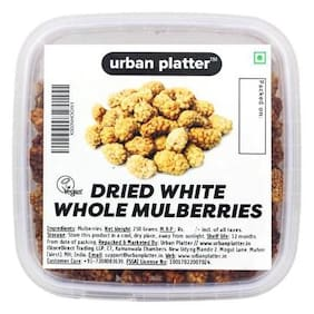 Urban Platter All-natural Dried Mulberry 250g Tray