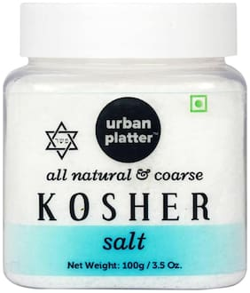 Urban Platter Kosher Salt  300g [All Natural & Coarse]