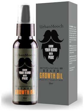 UrbanMooch Beard Growth Oil 50 ml
