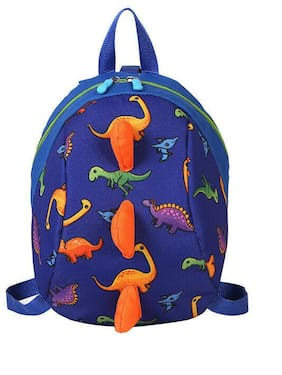 US Kids Baby Safety Harness Backpack Leash Toddler Anti-lost Dinosaur Bag