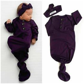 US Newborn Infant Baby Warm Sleeping Bag Blanket Swaddle Wrap Bedding Bags Hat