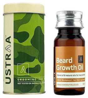USTRAA Beard Growth Oil 35 ml