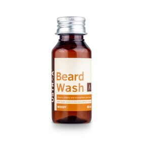 Ustraa by Happily Unmarried Woody Beard Wash