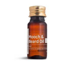 Ustraa By Happily Unmarried Mooch and Beard Oil 4x4 - 35 ml