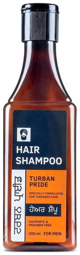 Ustraa Turban Pride Shampoo - 200ml
