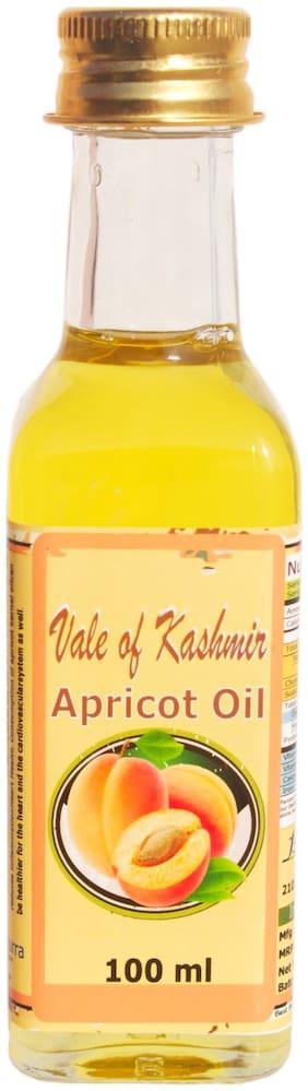 Vale Of Kashmir Apricot Oil 100 ml