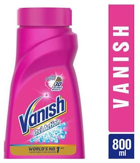 Vanish Liquid - Expert Stain Removal Laundry Additive 800 ml