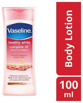 Vaseline Body Lotion - Healthy White Complete 10, 100ml