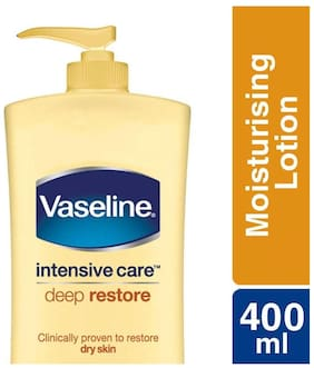 Vaseline Intensive Care Deep Restore Body Lotion 400 ml
