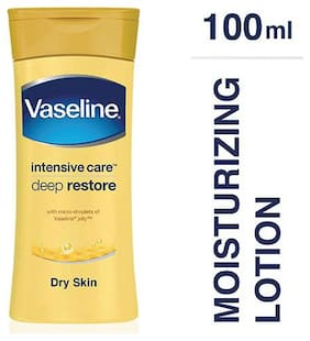 Vaseline Intensive Care Deep Restore Body Lotion 100 ml