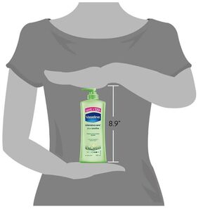 Vaseline Intensive Care Aloe Soothe Body Lotion 400 ml (Pack of 1)