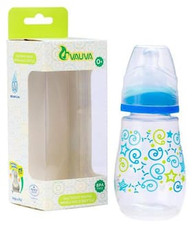 Vauva Bottle - Feeding  Impru-Hold  Assorted Color  VA 5001 150 ml
