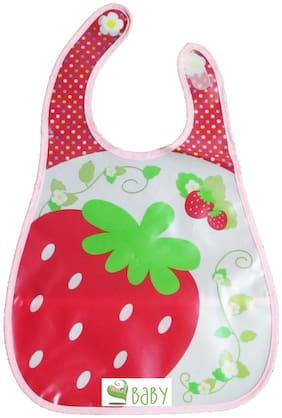 VBaby Bib Soft Baby Bibs Waterproof Bib for Baby Bib for Newborn Toddler 3-24 Months Multi Color Pack of 1