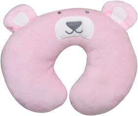 Vbaby Teddy Neck Support Pillow Children's Baby Neck Pillow Soft 0-12 months