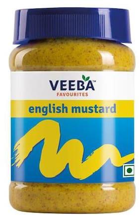 Veeba Sauce English Mustard 300 g