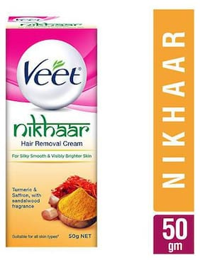 Veet Hair Removal Cream - All Skin Types  Nikhaar 50 g