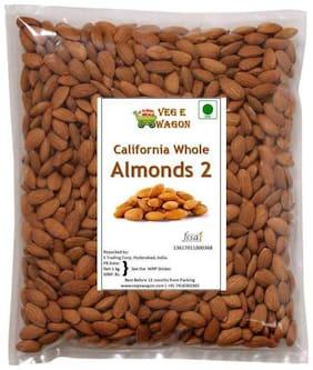 California-Almonds(Badam) # 2 500gm