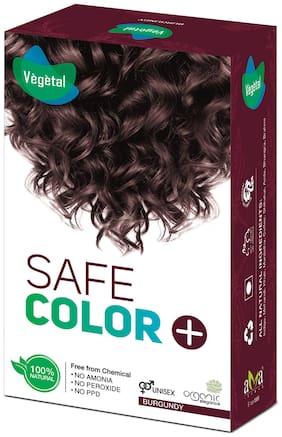 Vegetal Safe Color+ -Burgundy 100 g