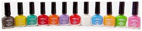 Vency nail paint glossy (Pack of 12)