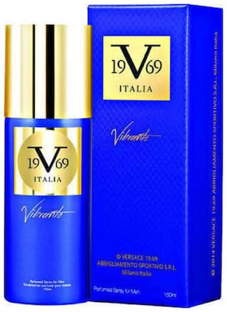 bcd0f38887aa Buy Versace V 1969 Italia Vibrante Perfumed Spray For Men Online at ...