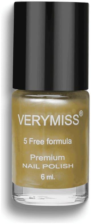 Verymiss-Premium Nail Polish 6 ml-Golden Treasure