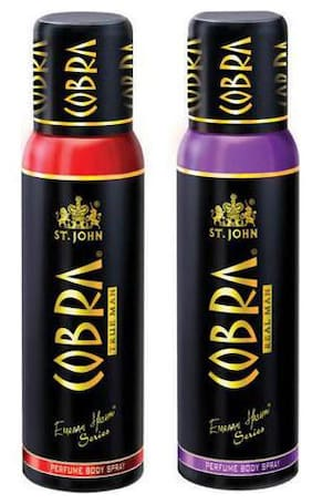 Vi John No Gas Deo Real Men & True Men 150 ml Each
