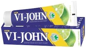 VI-JOHN Shaving Cream Tropical Lime 125 gm Pack of 12
