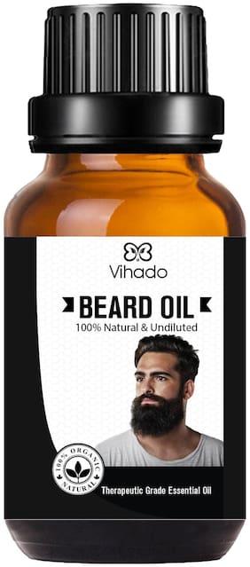 Vihado Best Classic Beard Growth Oil for Men (30 ml) (Pack of 1)
