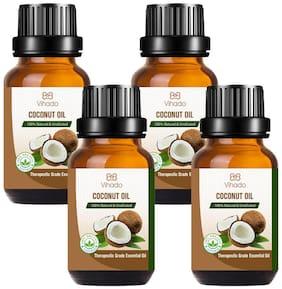Vihado Hair Coconut Oil 15 ml Pack of 4