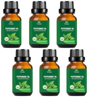 Vihado Hair Peppermint Oil 15 ml Pack of 6