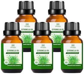 Vihado Hair Citronella Oil 30 ml Pack of 5