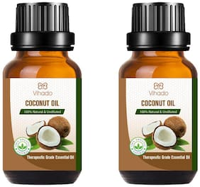 Vihado Hair Coconut Oil 30 ml Pack of 2