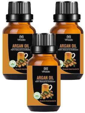 Vihado Hair Argan Oil 15 ml Pack of 3