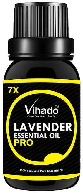 Vihado lavendar Pure Essential OiL (Pack of 1)