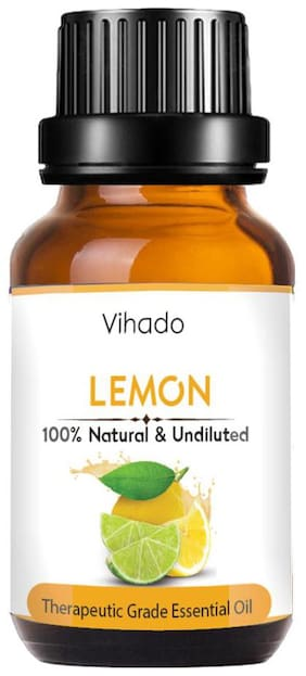 Vihado Lemon Oil 15ml Pack of 1